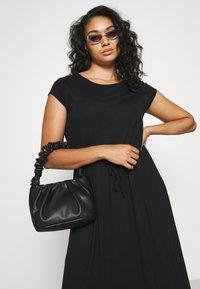 Anna Field Curvy - Day dress - black - 3