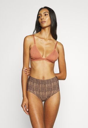 DREAM INVISIBLES 2 PACK - Shorty - brown