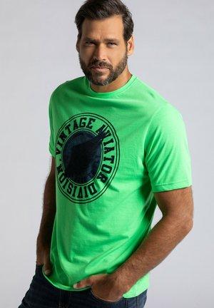 T-shirt print - apfelgrün