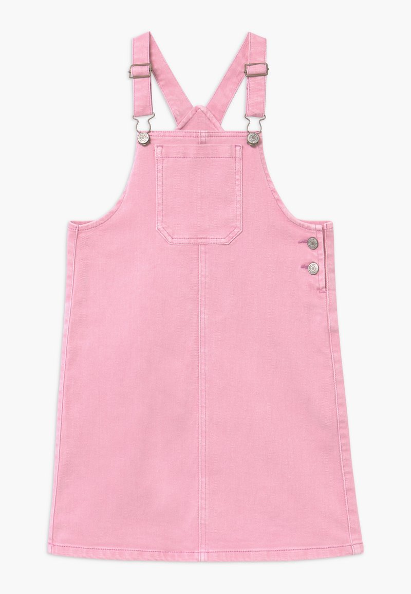 Name it - NKFBATONE - Denim dress - pink nectar