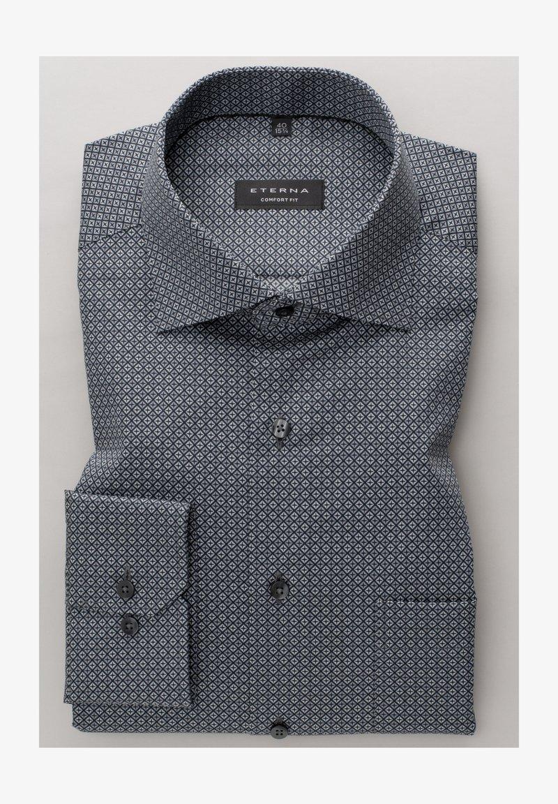 Eterna - COMFORT FIT - Shirt - grau