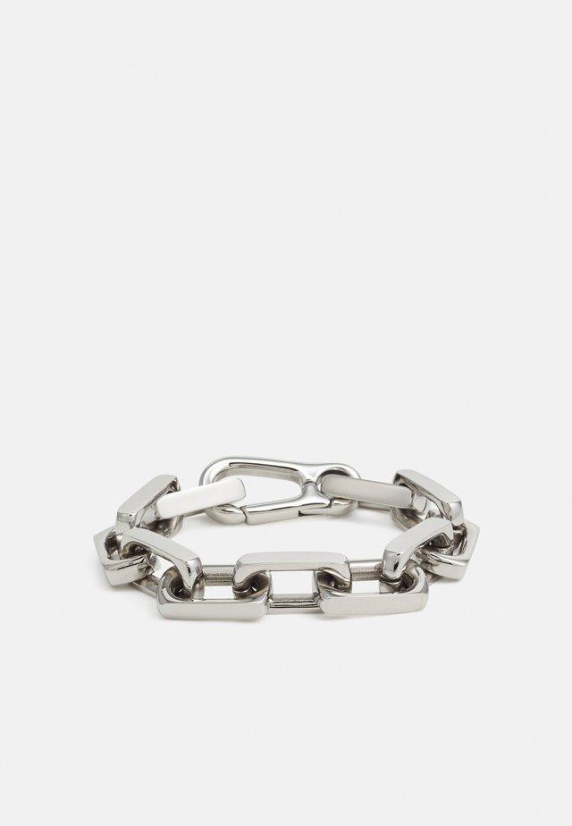 AUTOMATA UNISEX - Bransoletka - silver-coloured