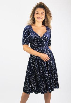 TRIXIE  - Cocktail dress / Party dress - dark blue