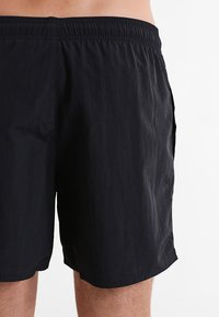 adidas Performance - SOLID  - Swimming shorts - black - 1