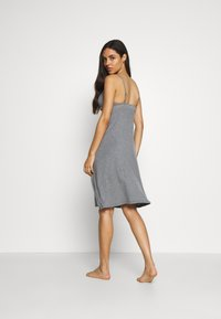 Marks & Spencer London - CHEMISE SOFT CUP - Nightie - charcoal - 2