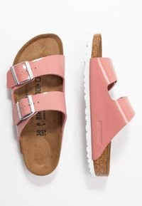 Birkenstock - ARIZONA - Slippers - old rose - 3