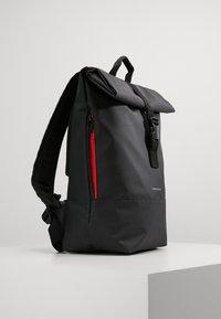 Forvert - TARP LORENZ - Sac à dos - black - 4