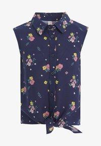 DeFacto - Button-down blouse - navy - 0