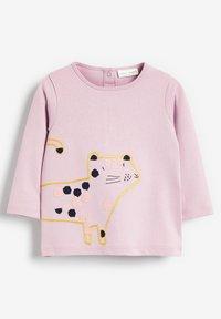 Next - 4 PIECE CHARACTER T-SHIRT AND LEGGINGS - Pyjamas - pink - 1