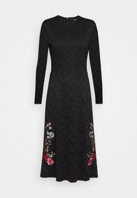 Desigual - VENECIA - Koktejlové šaty/ šaty na párty - black - 4
