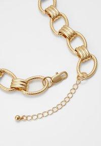 Pieces - PCBIZZY NECKLACE - Smykke - gold-coloured - 1
