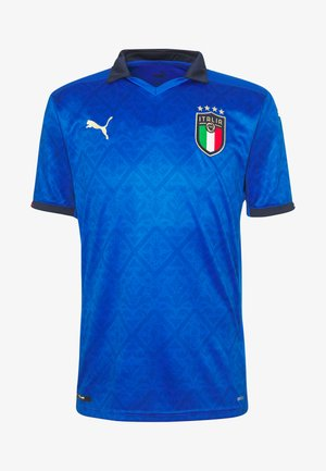 ITALIEN FIGC HOME REPLICA - Landslagströjor - team power blue/peacoat