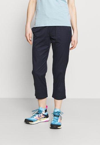 WOMEN'S APHRODITE CAPRI - 3/4 sports trousers - aviator navy