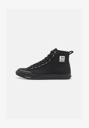 S-ASTICO MID CUT - High-top trainers - black