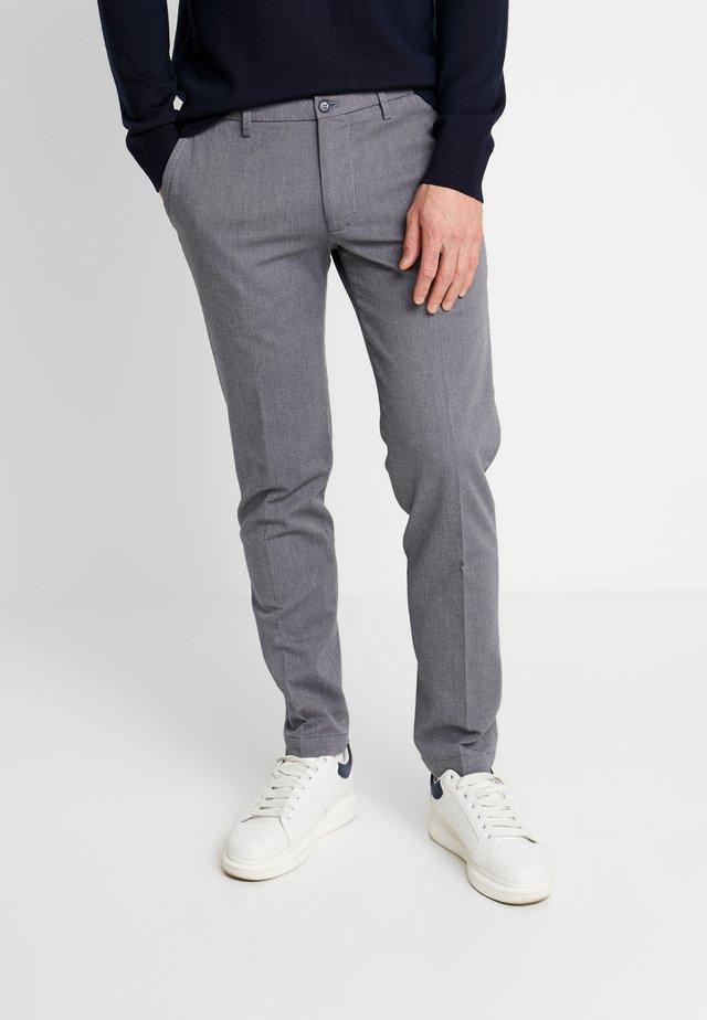 CIBRODY  - Pantalon classique - blue