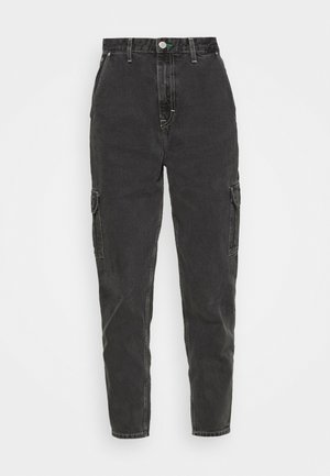 MOM - Jeans baggy - denim black