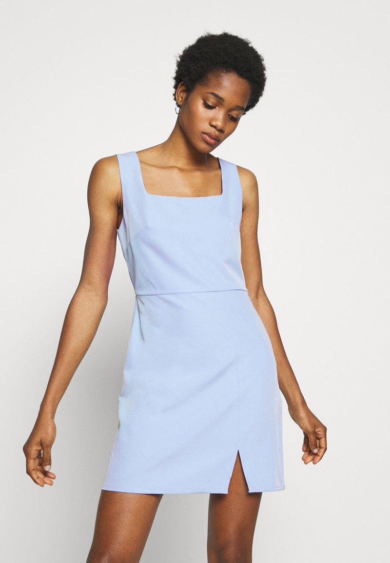 Fashion Union - DICSO DRESS - Day dress - blue