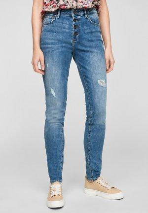 SKINNY FIT - Jeans Skinny Fit - blue