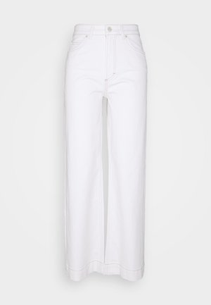 TOMMA REGULAR - Relaxed fit jeans - off-white cotton
