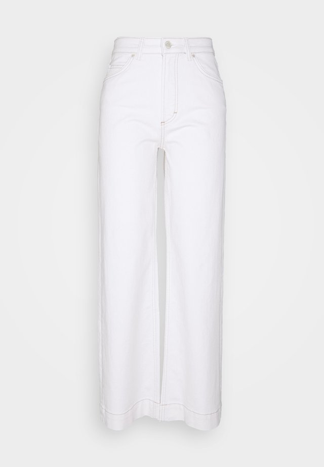 TOMMA REGULAR - Džíny Relaxed Fit - off-white cotton