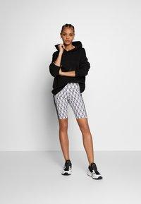 adidas Originals - CYCLING SHORTS - Shorts - black/white - 1
