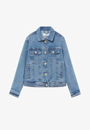 ALLEGRA - Denim jacket - bleu moyen
