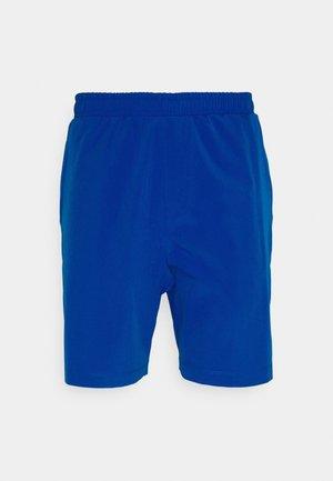 LOGO TRAINING SHORT - Korte sportsbukser - blue