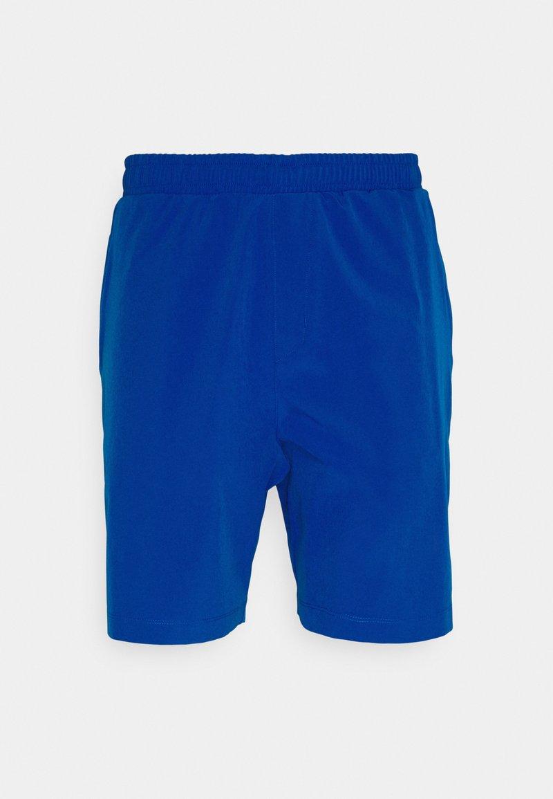 Tommy Hilfiger - LOGO TRAINING SHORT - Träningsshorts - blue