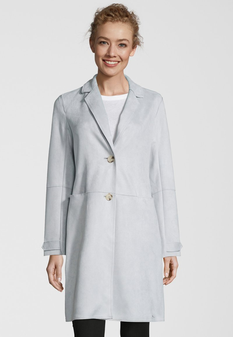 Rino&Pelle - MANTEL BABICE - Short coat - blue