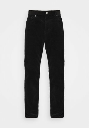 SPACE TROUSERS - Trousers - black