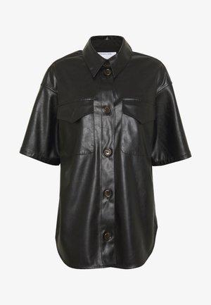 MARI  - Overhemdblouse - black