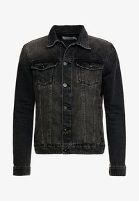 Pier One - Denim jacket - grey denim - 5