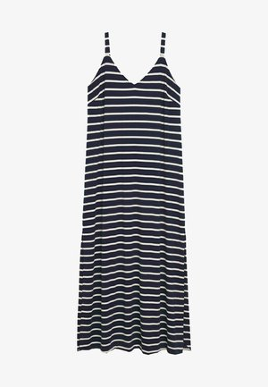 GUAY - Vestido largo - dunkles marineblau