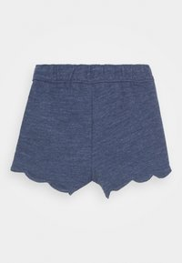 GAP - TODDLER GIRL SCALLOP - Shorts - blue heather - 1