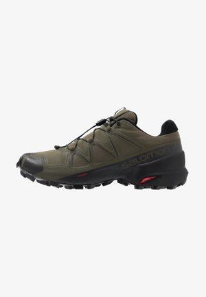SPEEDCROSS 5 - Scarpe da trail running - grape leaf/black/phantom