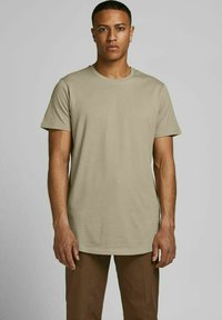 Jack & Jones - Basic T-shirt - crockery - 0