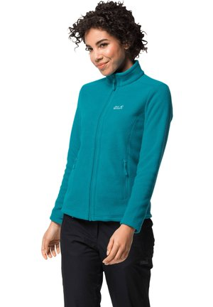 MOONRISE - Fleece jacket - azur