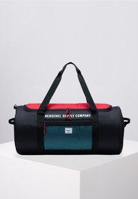 Herschel - Sports bag - black/red - 0