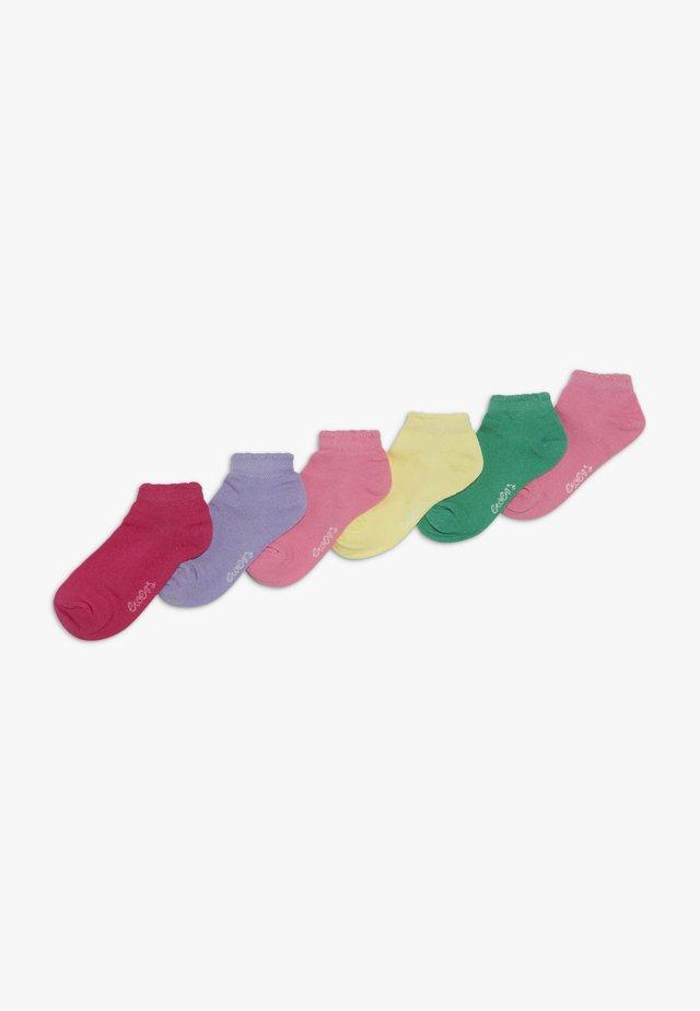 6 PACK UNISEX - Sokker - multicolour