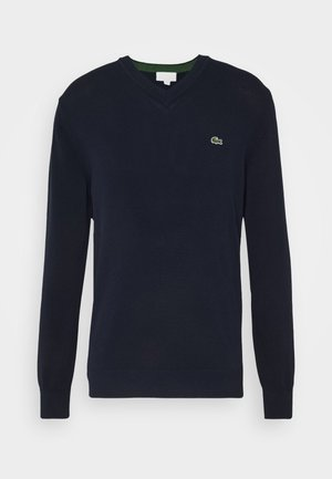 Neule - navy blue