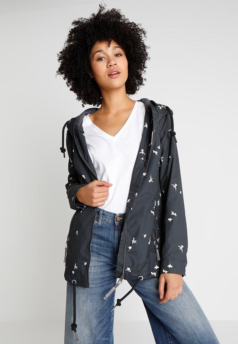 Ragwear - ZUZKA - Light jacket - dark grey