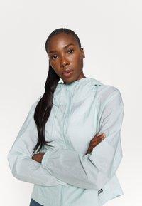 adidas Performance - JACKET - Training jacket - mint - 3