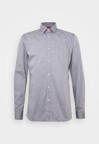 HUGO - ELISHA - Formální košile - black - 4