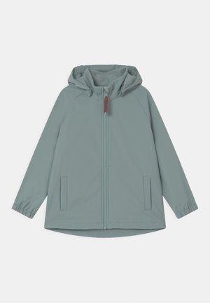 ADEN UNISEX - Soft shell jacket - slate blue