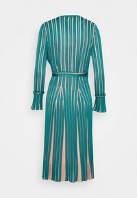 Diane von Furstenberg - EDELINE - Maxi dress - placid blue/pale pink - 1