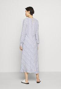 Bruuns Bazaar - TOFINA DRESS - Maxi dress - granite artwork - 3