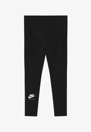 AIR FAVORITES - Leggings - Trousers - black/white