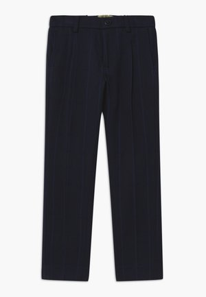 SLIM FIT - Suit trousers - blue