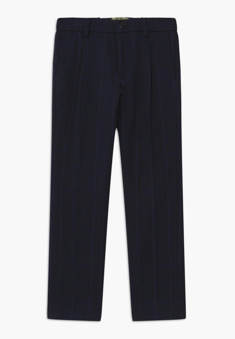 Scotch & Soda - SLIM FIT - Oblekové kalhoty - blue
