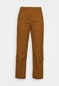 Who What Wear - TROUSER - Trousers - brown - 5